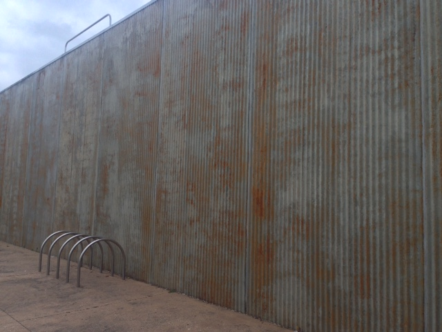 Northern Wall - View 2
