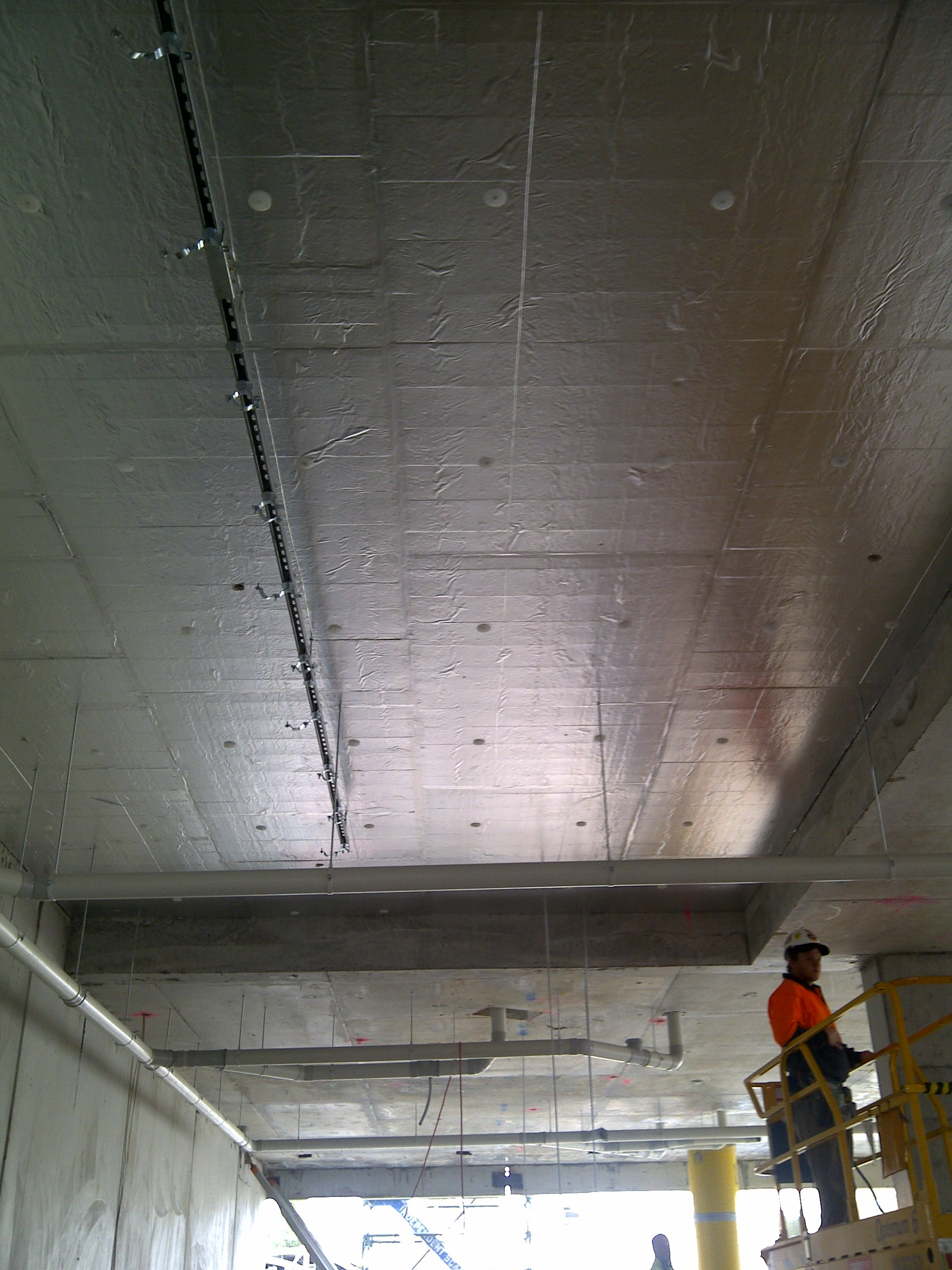 Under Soffit Insulation