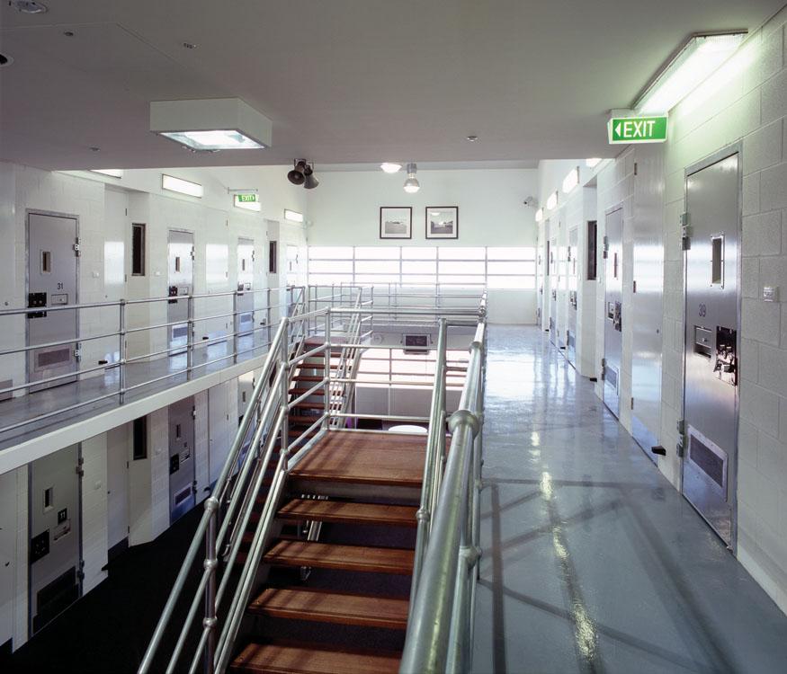 Interior - Lara Prison