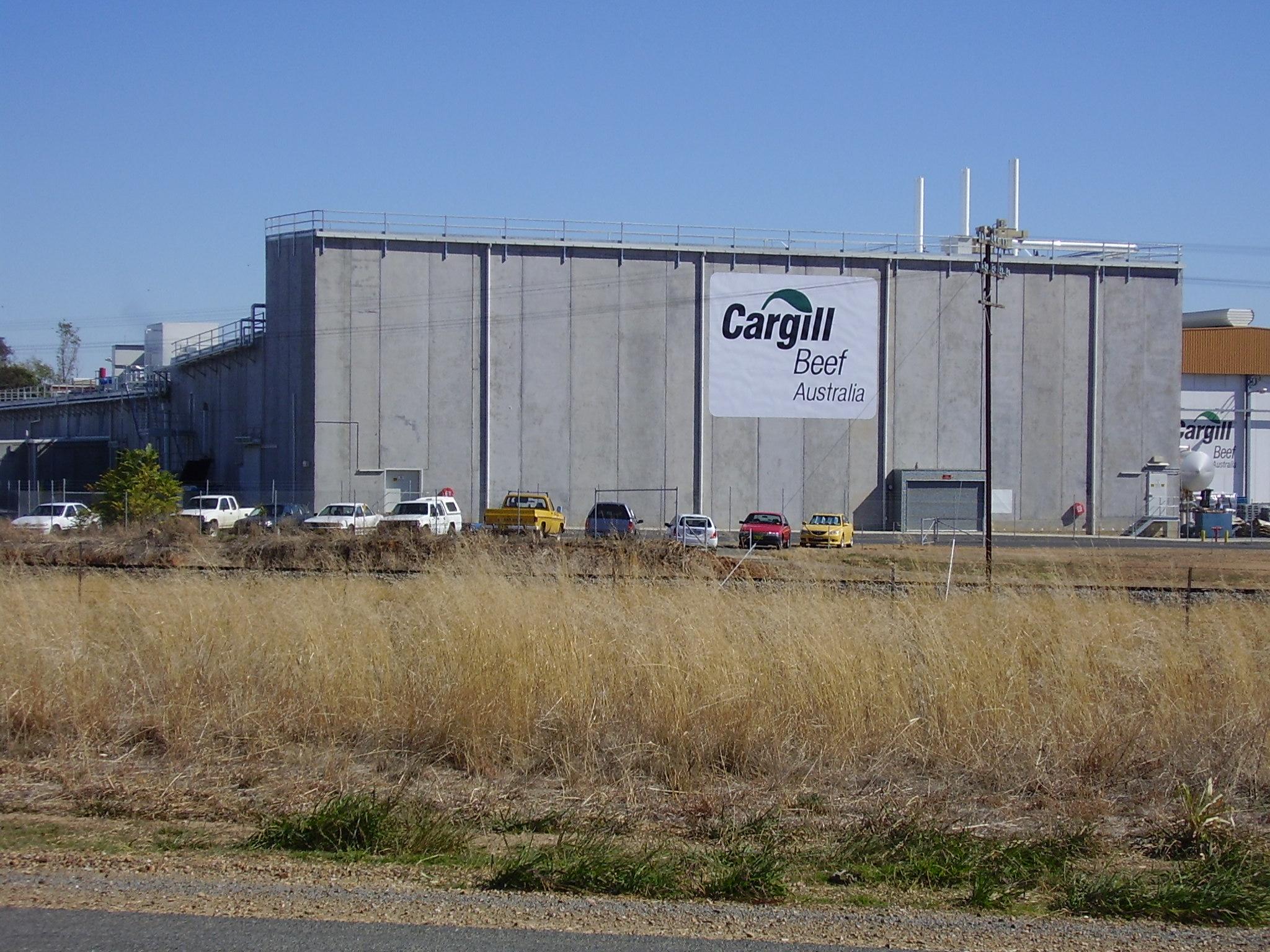 Cargill Processing Plant