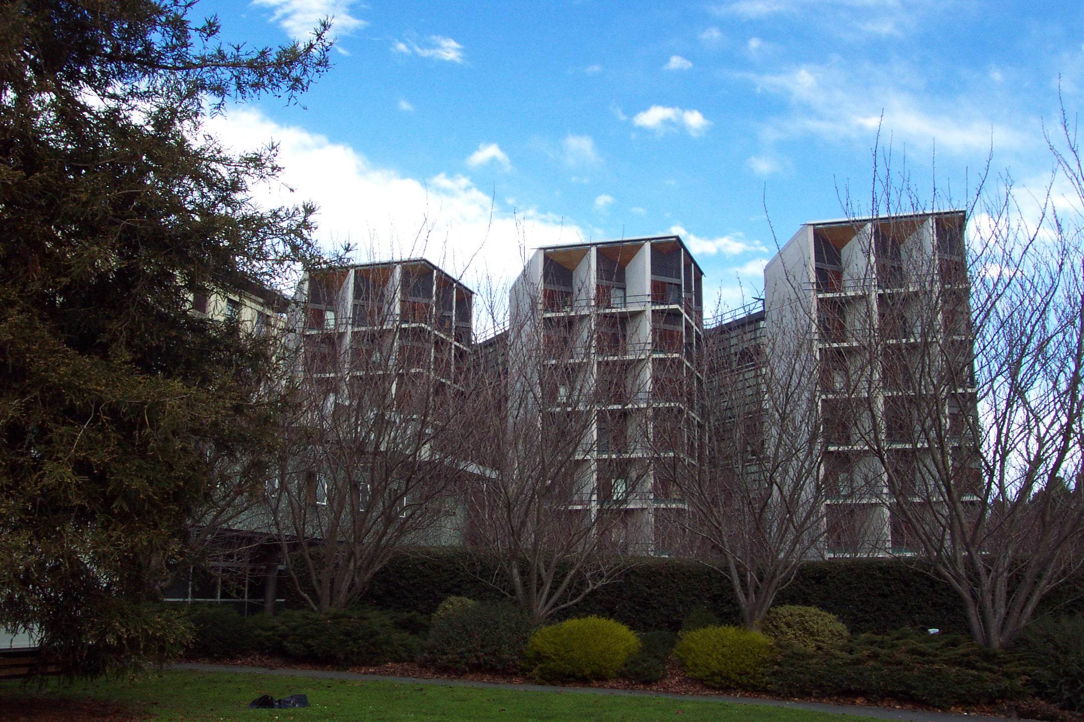MSCS Building at Uni. Canterbury