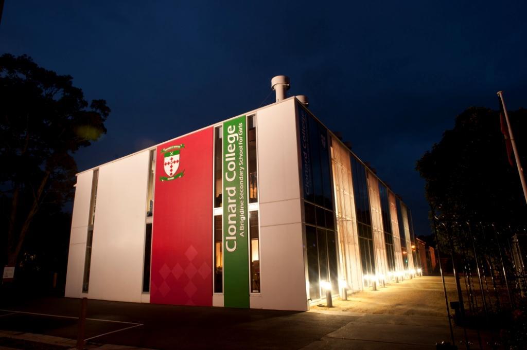 clonard-college-year-7-building
